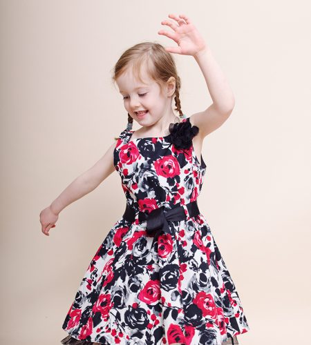 Girl dancing photo in Gloucestershire