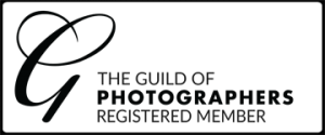 Guild of Photographers logo - registered member